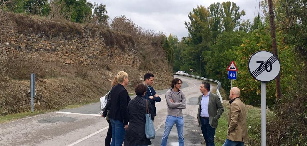 Fomento implanta señales viales más resistentes en tres carreteras de montaña