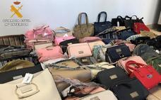 Imputado un comerciante de Calahorra por falsificar bolsos de 'Bimba y Lola'