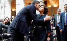Sánchez y Santamaría pactaron a espaldas de Pablo Casado el ingreso en el Consejo de Estado