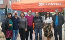 C's constituye su grupo local en Lardero coordinado por Pietro Chesús Alvero