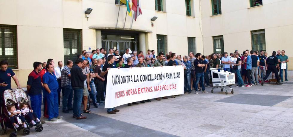 La paz con la Policía Local costará 364.000 euros más al año