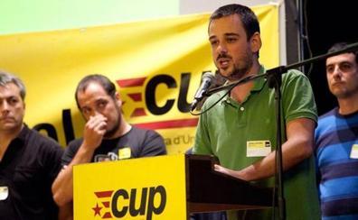 La CUP no negociará los Presupuestos de la Generalitat y no apoyará al Govern