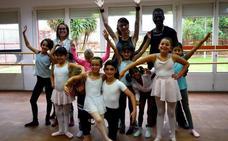 Clases de danza con el bailarín cubano Domingo Rojas