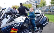 Jornada de puertas abiertas de la Policía Nacional