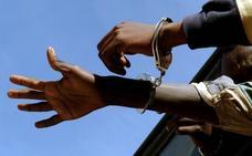 Más de 640.000 detenidos por infracciones de la Ley de Extranjería