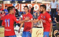 Los goles de Ubis y Parla dan el triunfo al Calahorra