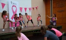 Zumba contra el cáncer en Calahorra