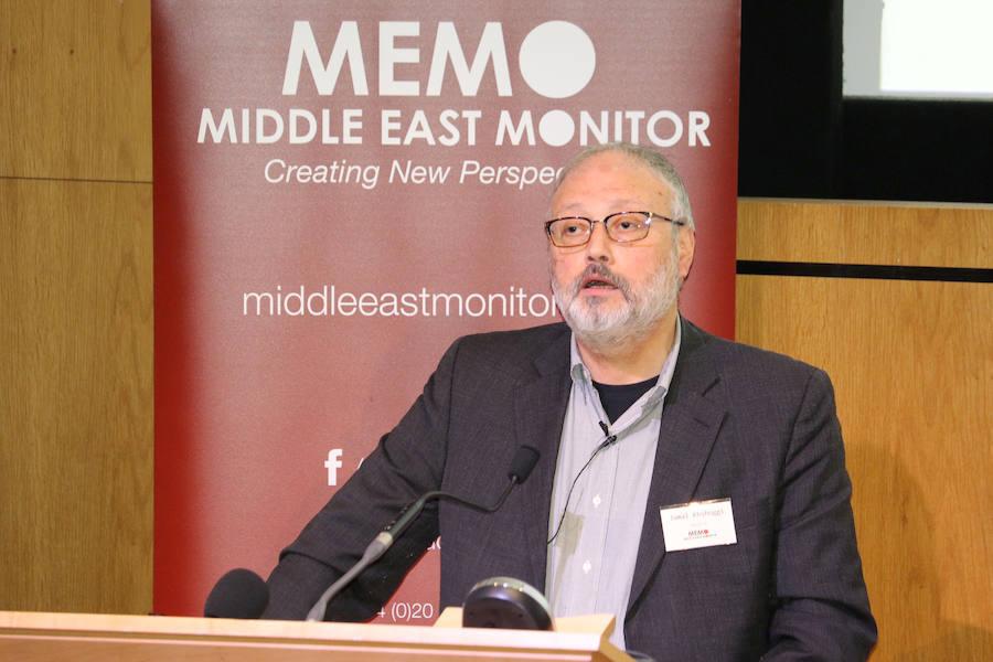 Se publica una nueva versión sobre la muerte del periodista Khashoggi