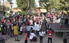 Cerca de 200 personas participaron en la yincana a favor de ADA-Alfaro