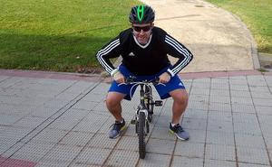 Aprendiendo a montar en bici a los 44: los vídeos