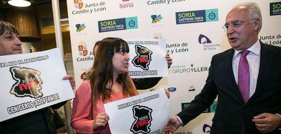 Soria quiere 'unirse a' La Rioja