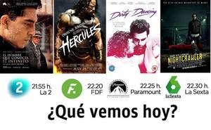Oferta variada de películas