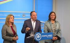 Pedro Sanz aboga por afrontar la reforma del IES Sagasta «desterrando el aldeanismo»