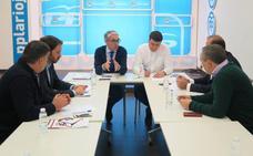 Garrido: «El PP contrarresta el ataque del Gobierno a los autónomos»