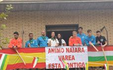 Naiara recibe el alta y ya está en casa