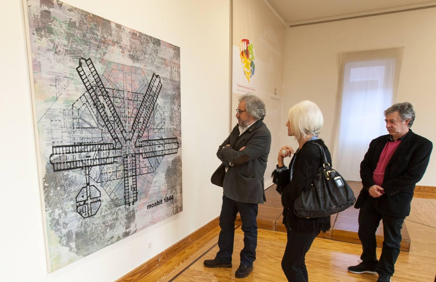 El Parlamento de La Rioja busca arte