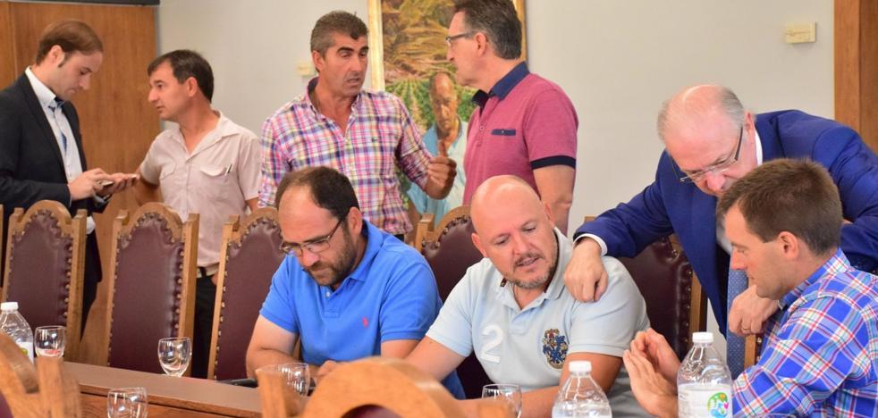 Grupo Rioja quiere plantar tres mil hectáreas en 3 años como alternativa a la liberalización
