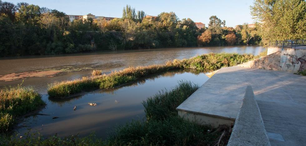 Embarcando de nuevo en el Ebro