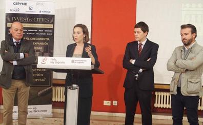 Logroño participa en el programa 'Invest in Cities'