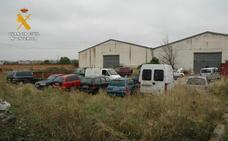 Desmantelados tres talleres ilegales en Logroño, Rincón y Autol