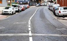 Siga la línea (casi) recta en Nájera