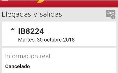 Nueva cancelación del vuelo entre Barajas y Agoncillo