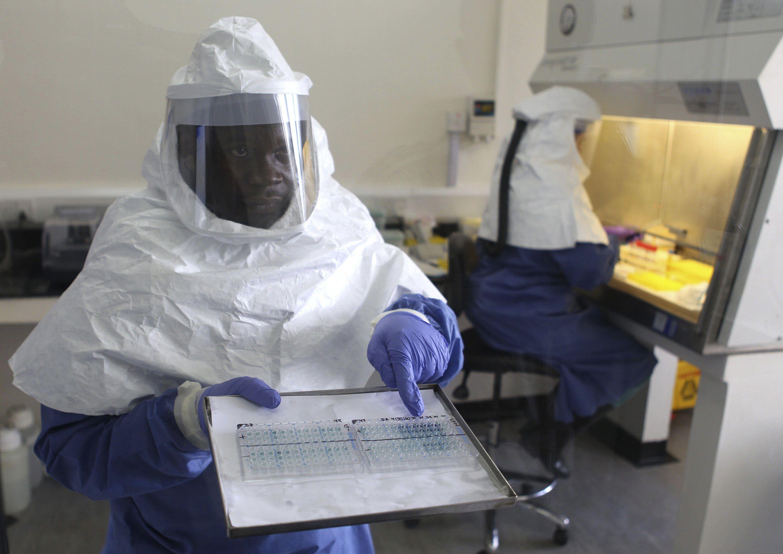 Los científicos certifican la fiabilidad de tres vacunas contra el ébola