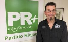 El nuevo edil del PR+ en Nájera se estrena