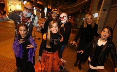 La pista de hielo de Lobete acoge hoy una fiesta infantil de Halloween