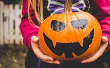 Planes para Halloween con los niños