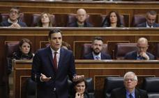 Pedro Sánchez evita comprometerse a no indultar a los condenados por el 'procés'