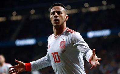 Thiago no podrá estar en el Croacia-España