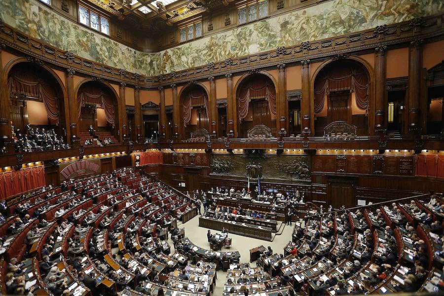 Italia estudia entregar tierras a las familias que tengan un tercer hijo