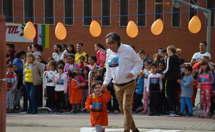 Carrera solidaria en Calahorra