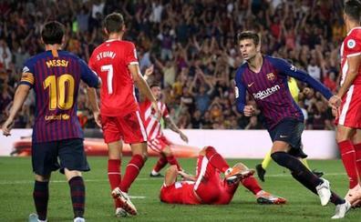 LaLiga lanza una campaña de firmas para jugar el Girona-Barça en Miami
