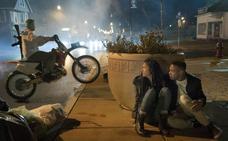 Detenidas más de 100 personas en París y Lyon tras un llamamiento inspirado en 'La Purga'
