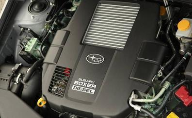 Subaru llama a revisión 410.000 coches por un problema en el motor
