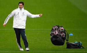 Solari y su admiración por Ronaldo