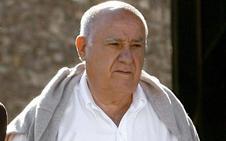 Amancio Ortega ingresa este viernes 693 millones por los dividendos de Inditex