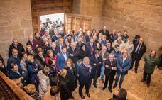 Ceniceros inaugura la restauración del edificio del Corregimiento de Santo Domingo