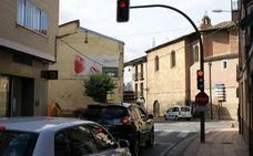 Nájera renueva los semáforos de la zona de Santa Elena