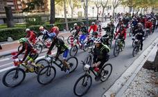 Mañana, cita con la bicicleta y el Mantible