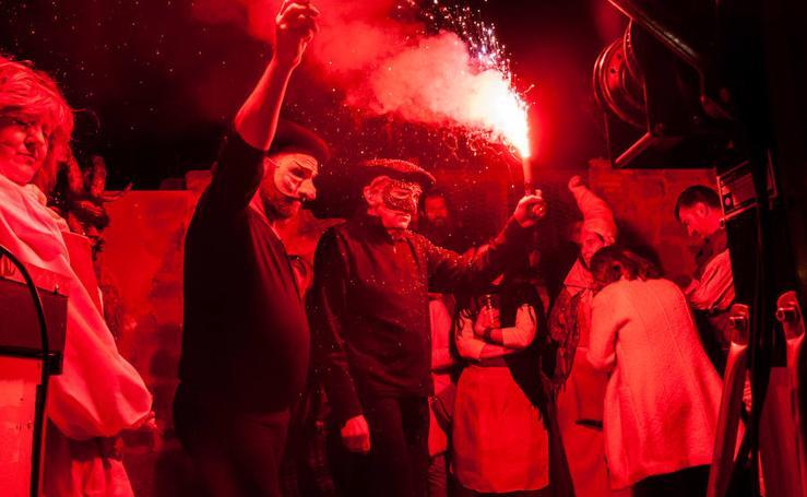 Aquelarre y brujería en Logroño