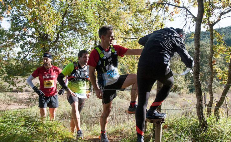 Trail de Medrano (I)
