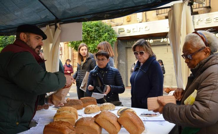 Feria de golmajería de Calahorra