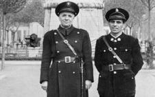 La Retina: aquellos guardas del Espolón de Logroño