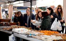 Feria del dulce y tradición, en la calle Grande