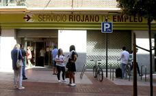 673 parados más en La Rioja en octubre