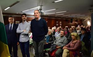 El politólogo Pablo Simón, ayer en el IRJ