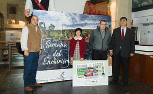 La fundación ONCE presenta el cupón jarrero de José Ángel Gallo